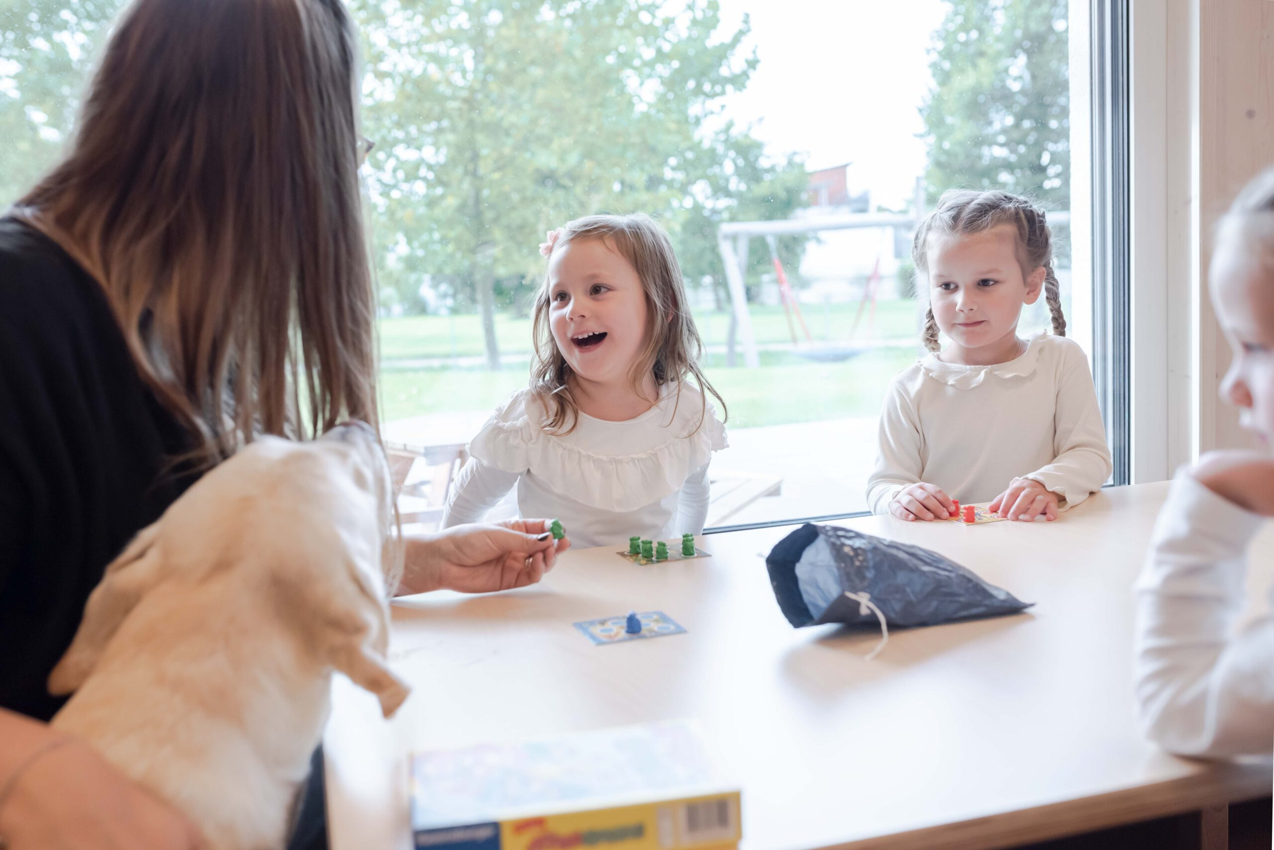 Familienfreundlicher Kindergarten