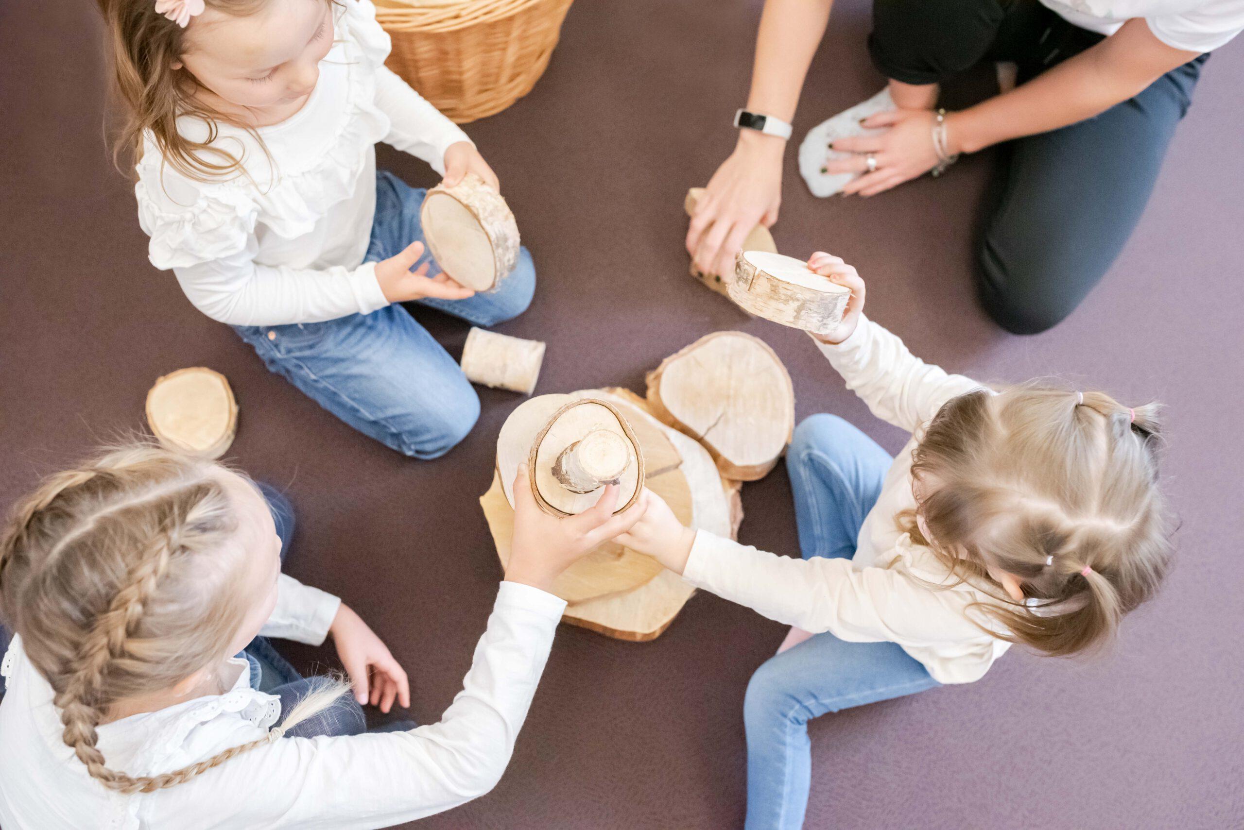 Kinderkrippe Montessori